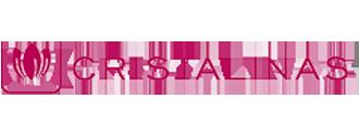 Logo cristalinas